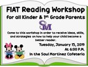 FIAT Reading Workshop